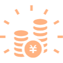 財宝アイコン 円タイプ